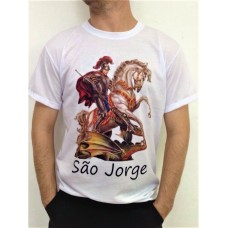 Camiseta São Jorge ( Masculina)